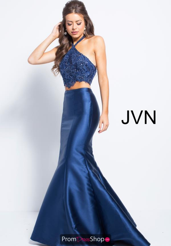 JVN by Jovani Beaded Mermaid Dress JVN53057