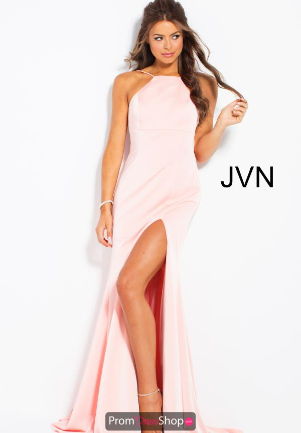 JVN by Jovani Open Back Fitted Dress JVN55641