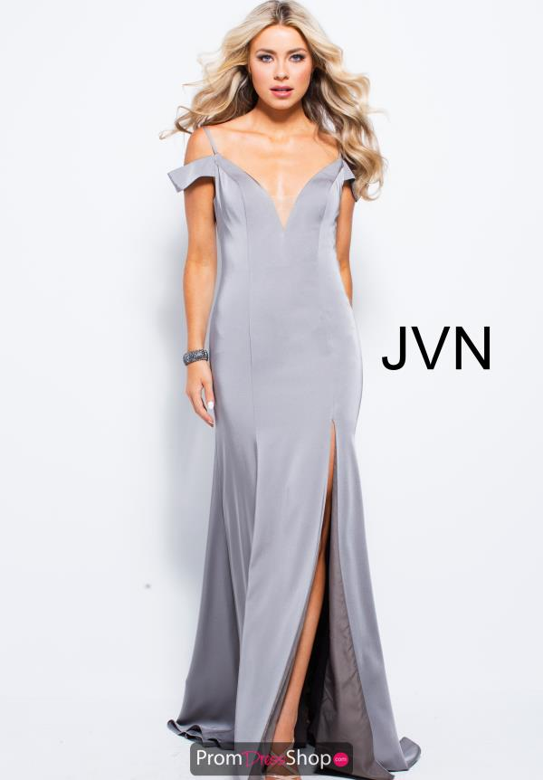 JVN by Jovani Long Fitted Dress JVN57297