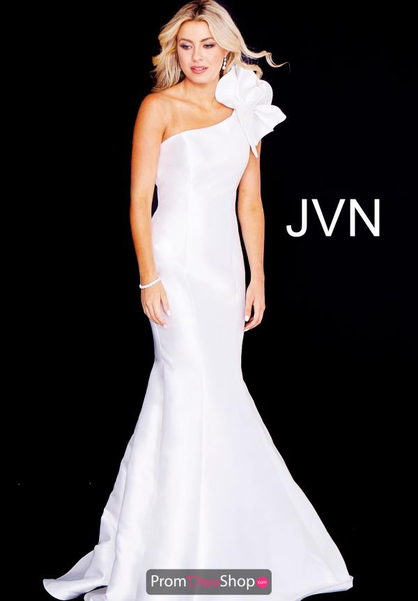 JVN by Jovani Long Beaded Dress JVN57913