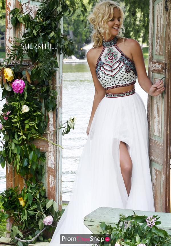 71fb1015a2d Sherri Hill Dress 50075