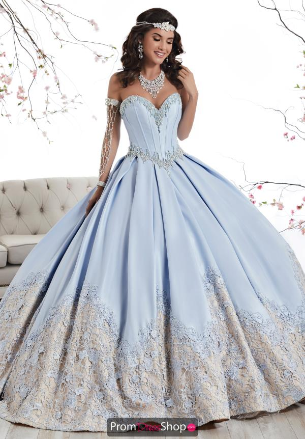 Tiffany Quinceanera Strapless Ball Gown 26874