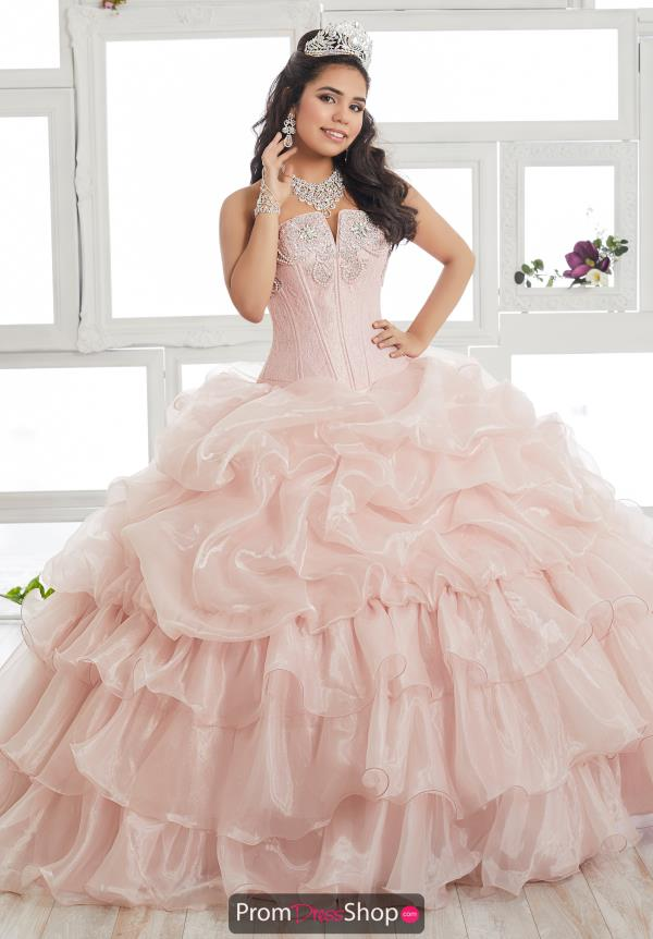 Tiffany Quinceanera Organza Ball Gown 24014