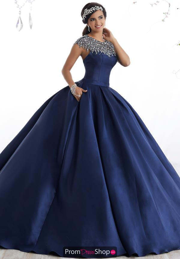 Tiffany Quince Mikado Ball Gown 56330