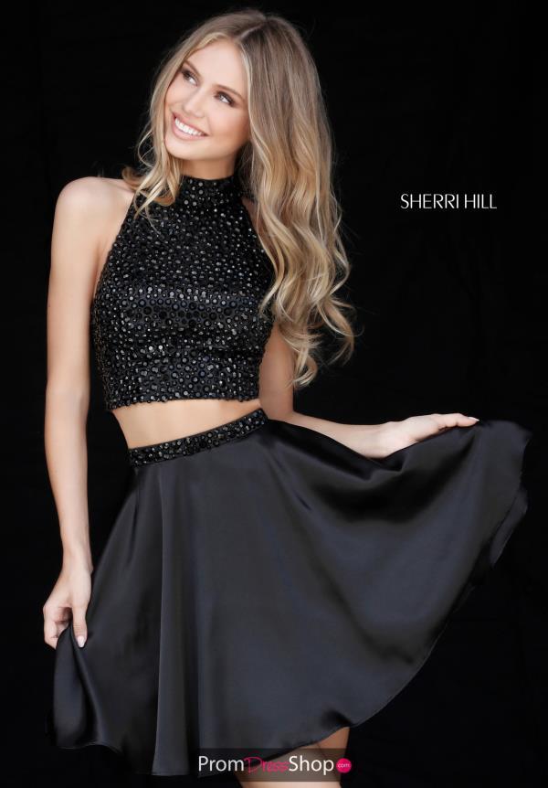 sherri hill short dress 51540 promdressshopcom