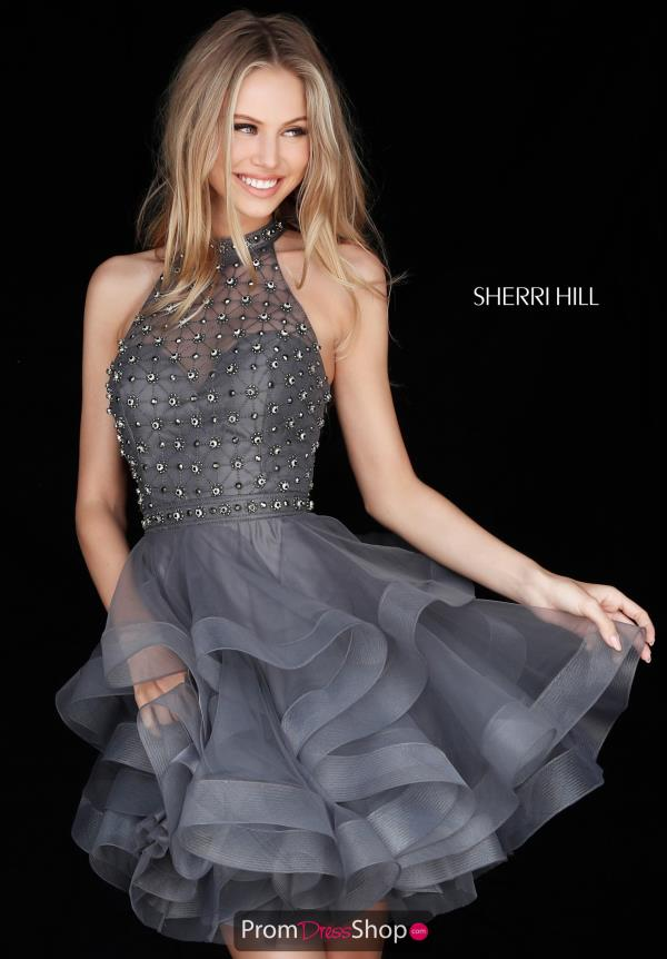 Sherri Hill Short Dress 51559 Promdressshop