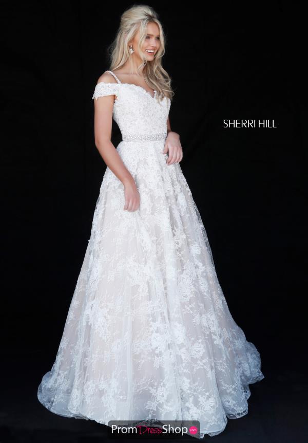 Sherri Hill Dress 51451 | PromDressShop.com