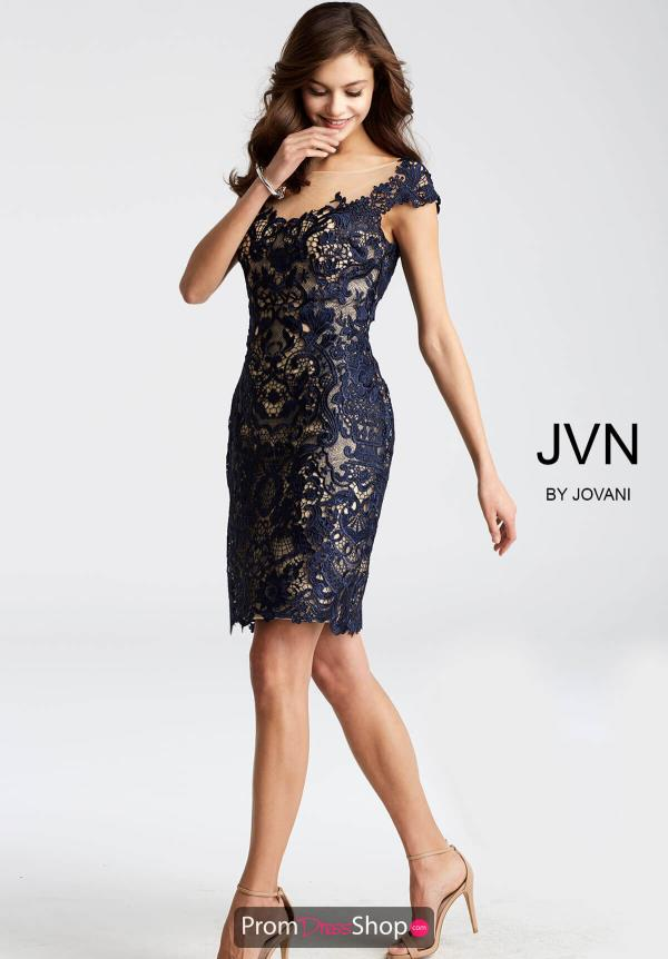 JVN by Jovani Short Dress JVN28104
