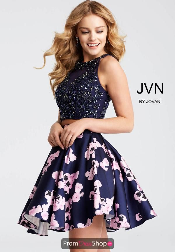 Jvn by Jovani Two Piece Dress JVN47306
