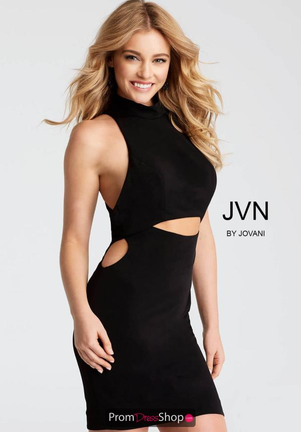 JVN by Jovani Jersey Fitted Dress JVN51210