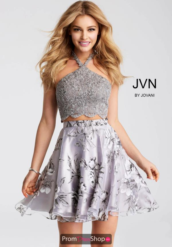 JVN by Jovani Two Piece Dress JVN53061