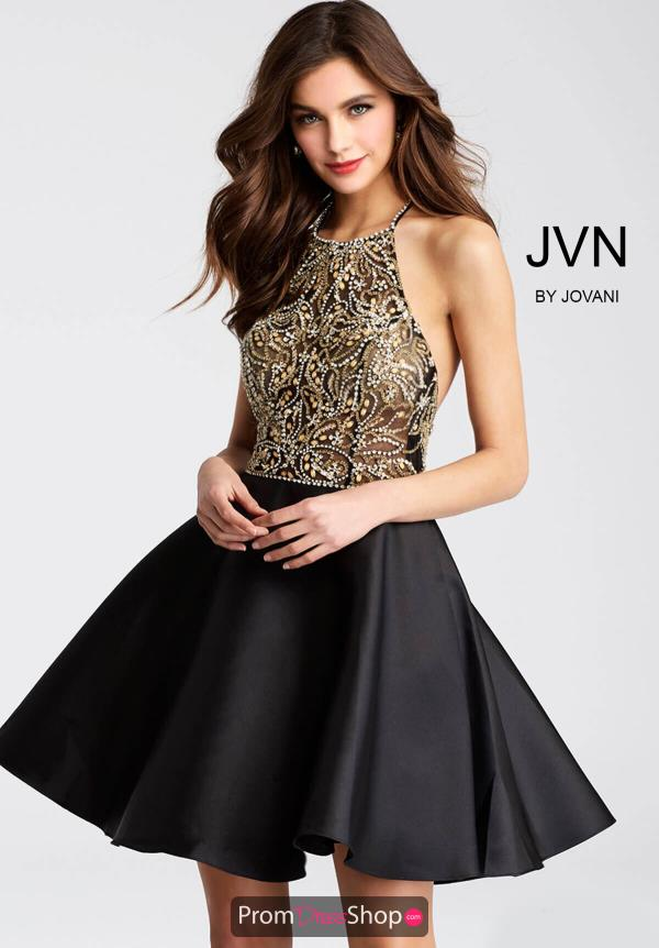 JVN by Jovani Beaded Dress JVN53174