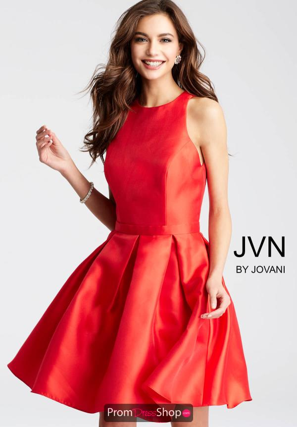 JVN by Jovani A Line Dress JVN53198