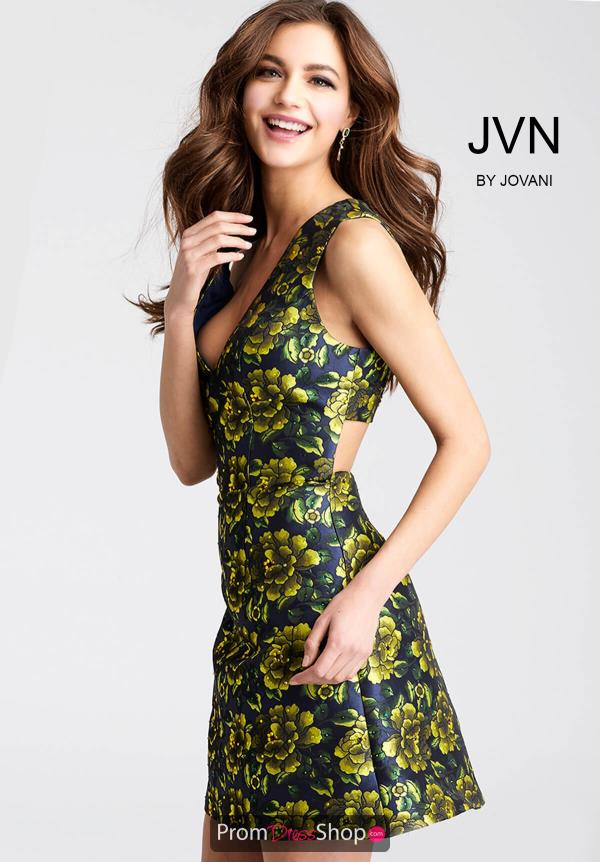 JVN by Jovani Short Dress JVN53207