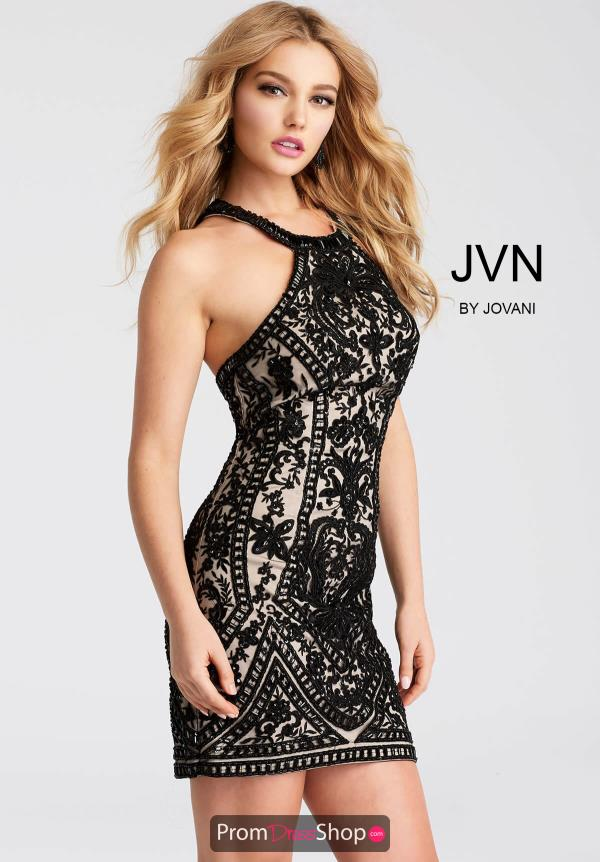 JVN by Jovani Short Dress JVN53359