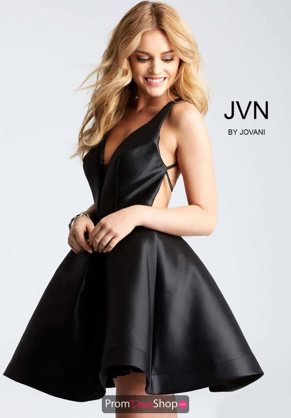 JVN by Jovani A Line Dress JVN53360