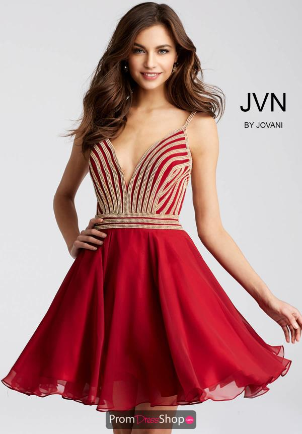 JVN by Jovani Short Dress JVN53392