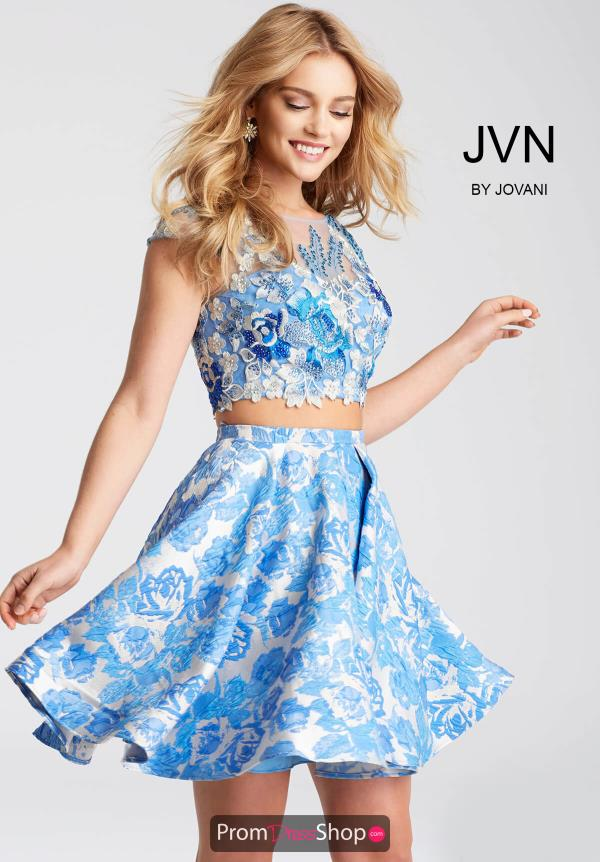 JVN by Jovani Two Piece Dress JVN54468