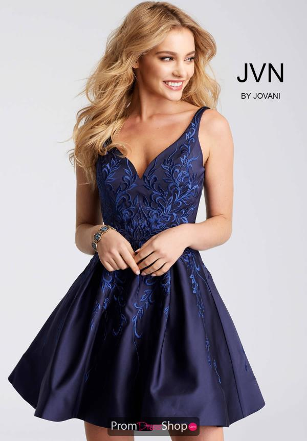 JVN by Jovani Short Dress JVN54482
