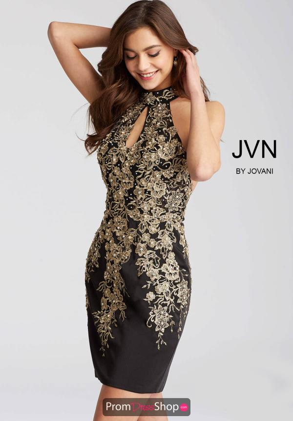 JVN by Jovani Lace Dress JVN54515