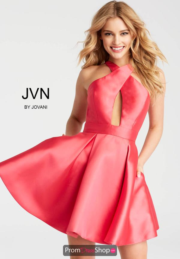 JVN by Jovani Halter Neckline Dress JVN55412