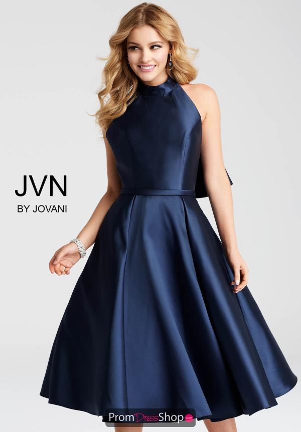 JVN by Jovani High Neckline Dress JVN53218
