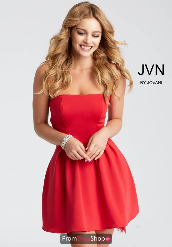 JVN by Jovani A Line Dress JVN53223
