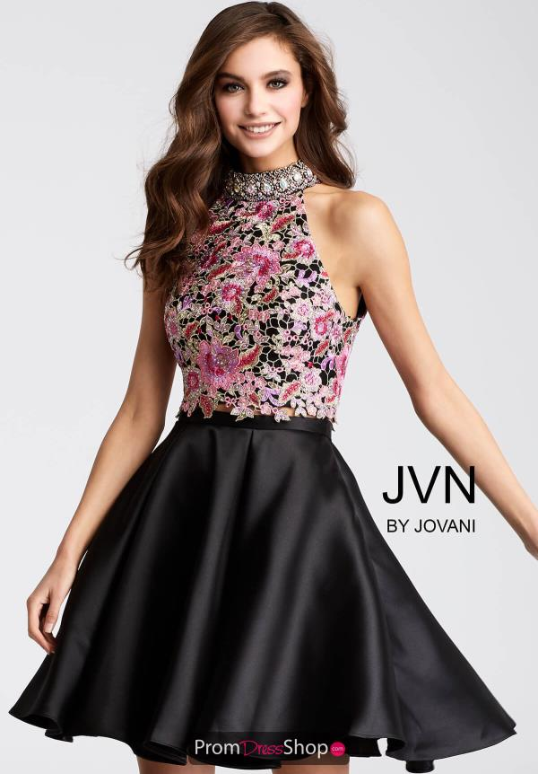 JVN by Jovani Print Dress JVN54474