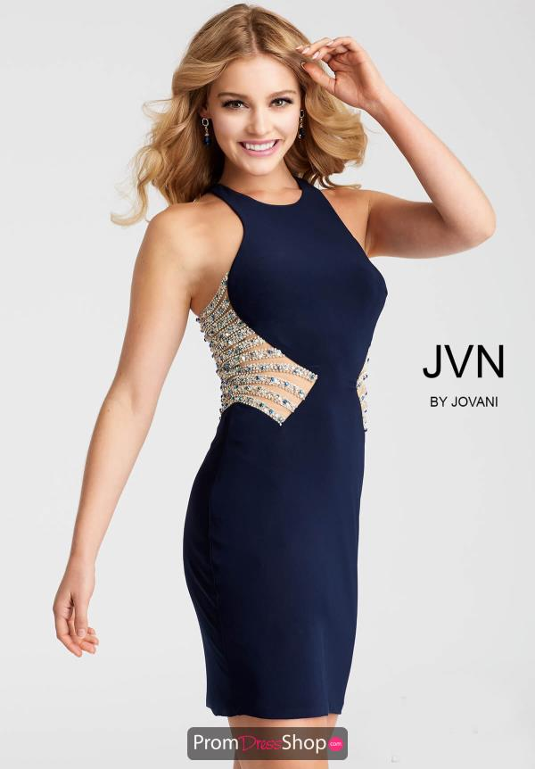 JVN by Jovani Jersey Dress JVN55152
