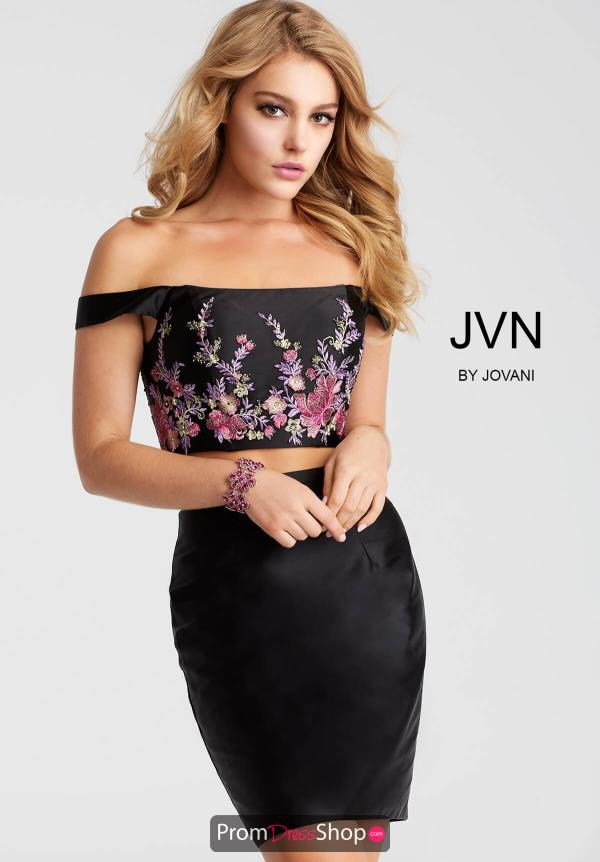 JVN by Jovani Two Piece Dress JVN56026