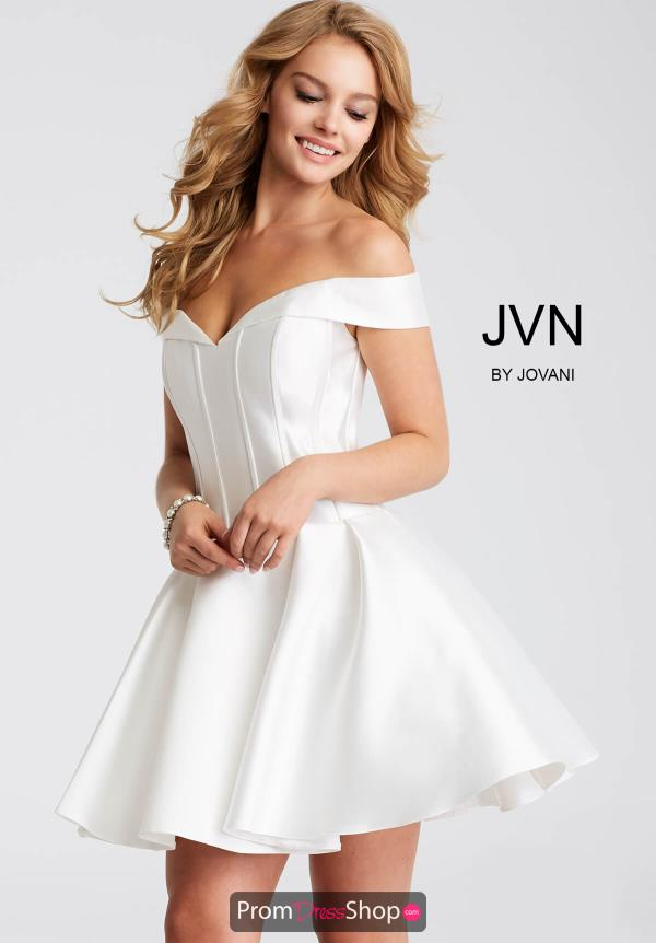 JVN by Jovani A Line Dress JVN57854