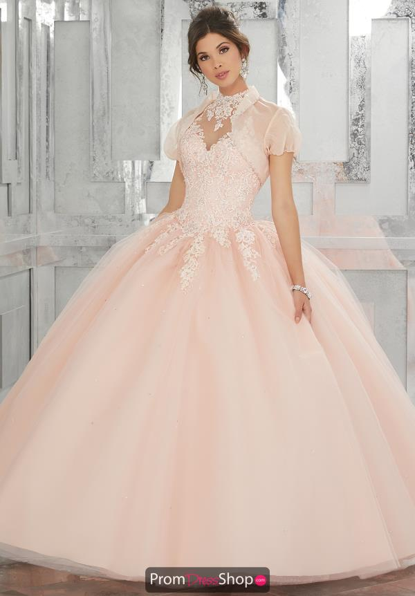 Vizcaya Quinceanera Sweetheart Neckline Dress 60023