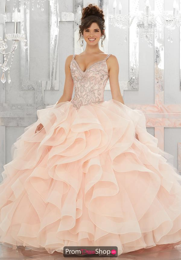 Vizcaya Quinceanera Beaded Ball Gown 89148