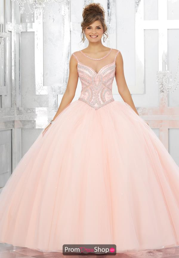 Vizcaya Quinceanera Beaded Ball Gown 89157