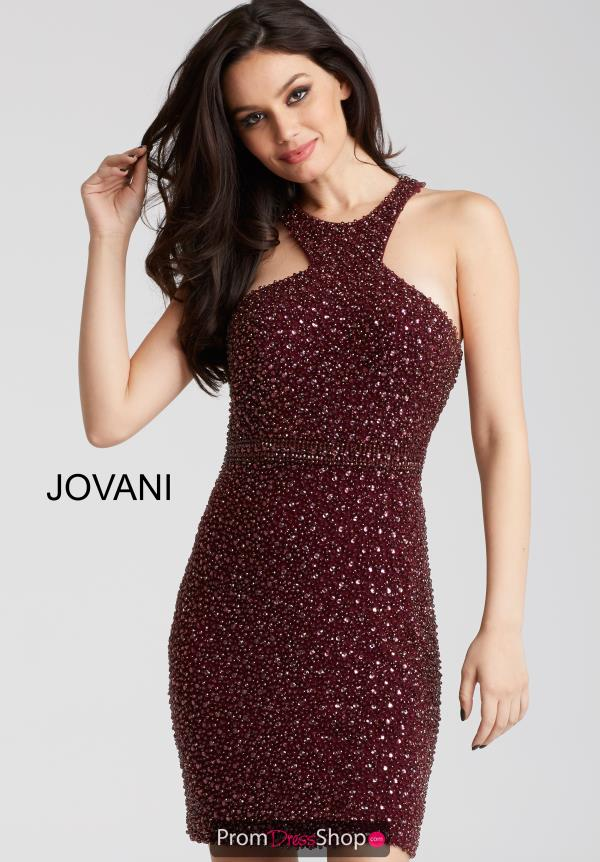 Jovani Cocktail Fitted Dress 42765
