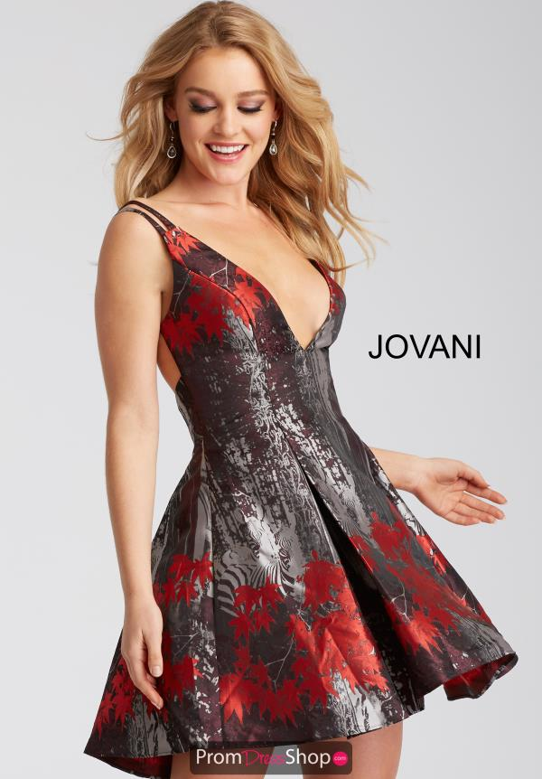 Jovani Cocktail A Line Dress 51178