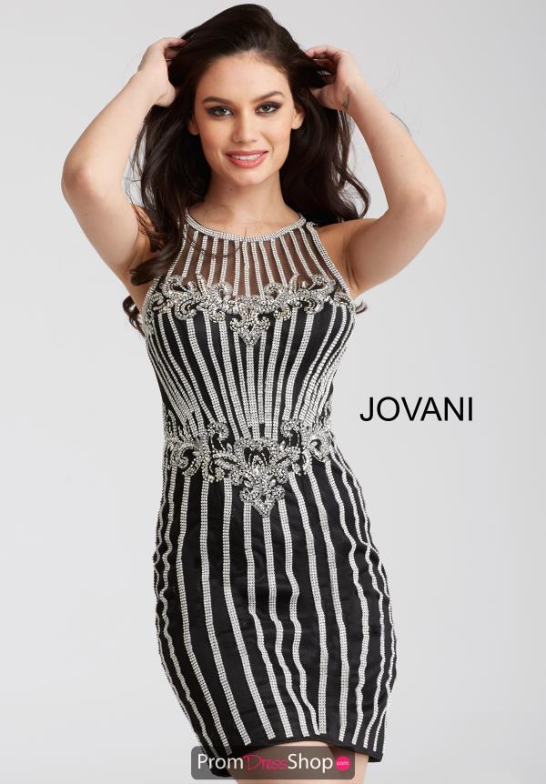 Jovani Cocktail Dress 55859 | PromDressShop.com