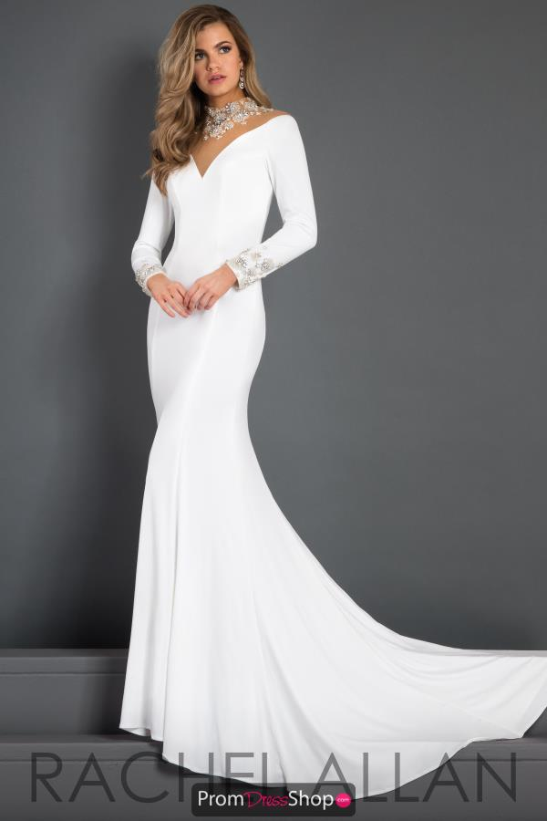 Prima Donna Pageant Long Jersey Dress 5947