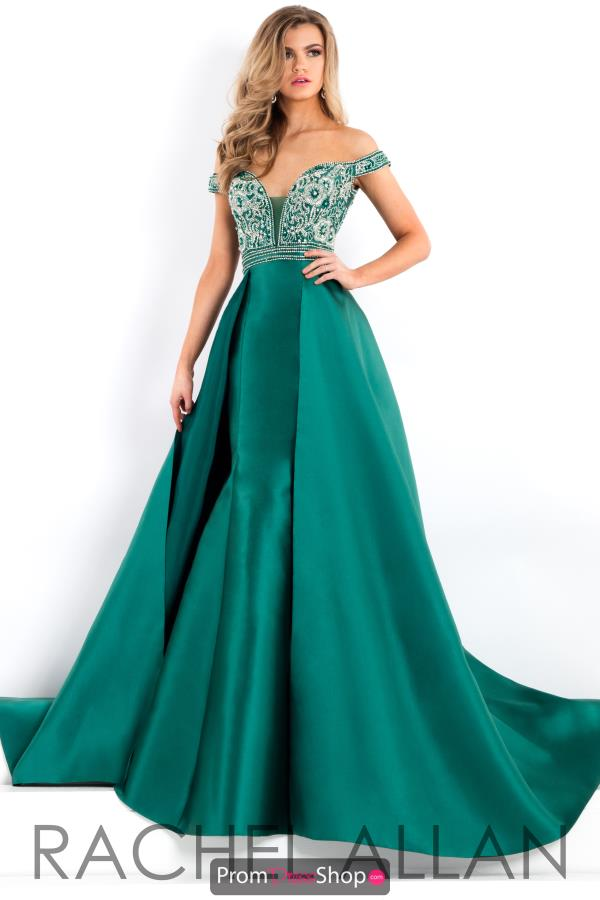 Prima Donna Pageant Beaded Long Dress 5950