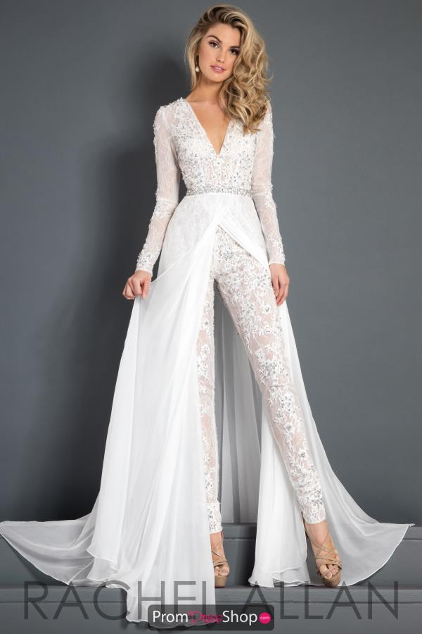 Prima Donna Pageant Sleeved Jumpsuit 5995