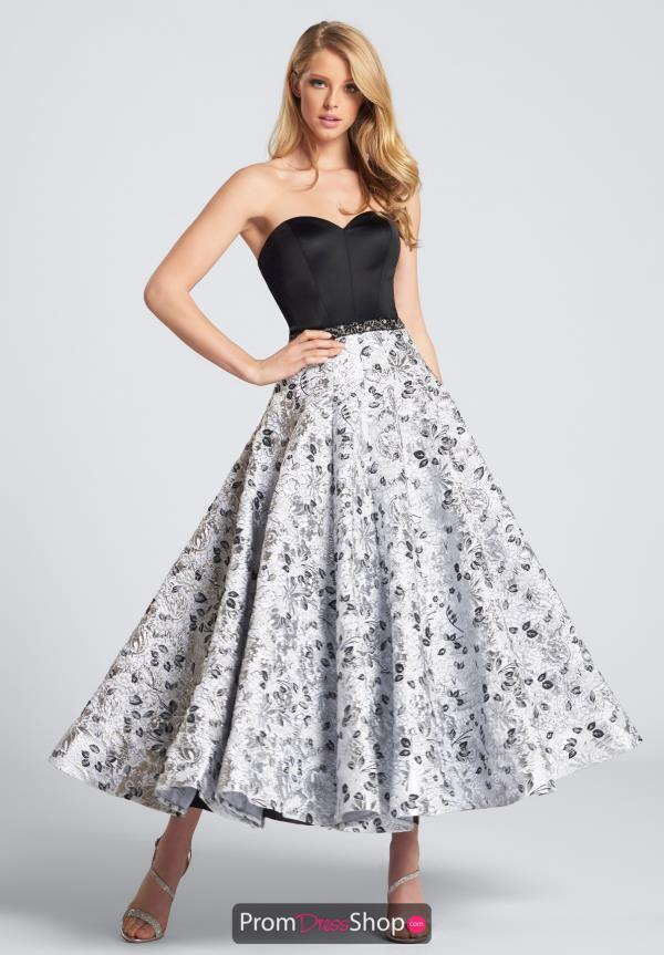 Ellie Wilde Prom Sweetheart Dress EW21730