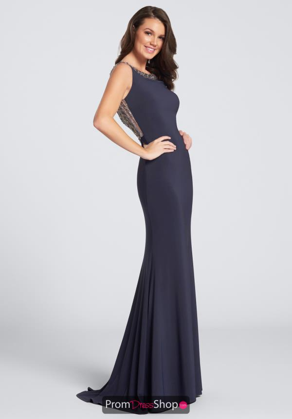 Ellie Wilde Prom Fitted Dress EW21736
