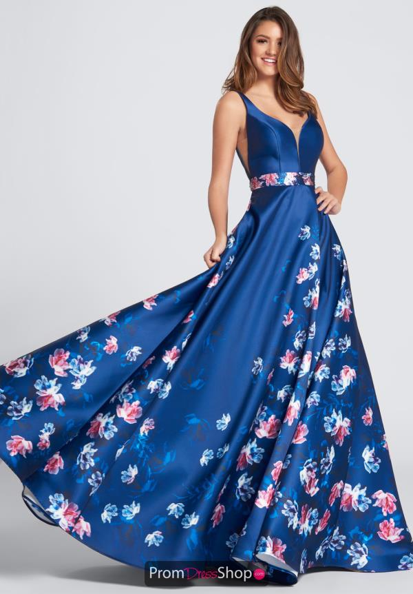 Ellie Wilde Prom Full Figured Dressd EW21745
