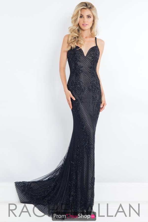 Prima Donna Pageant Beaded Dress 5975