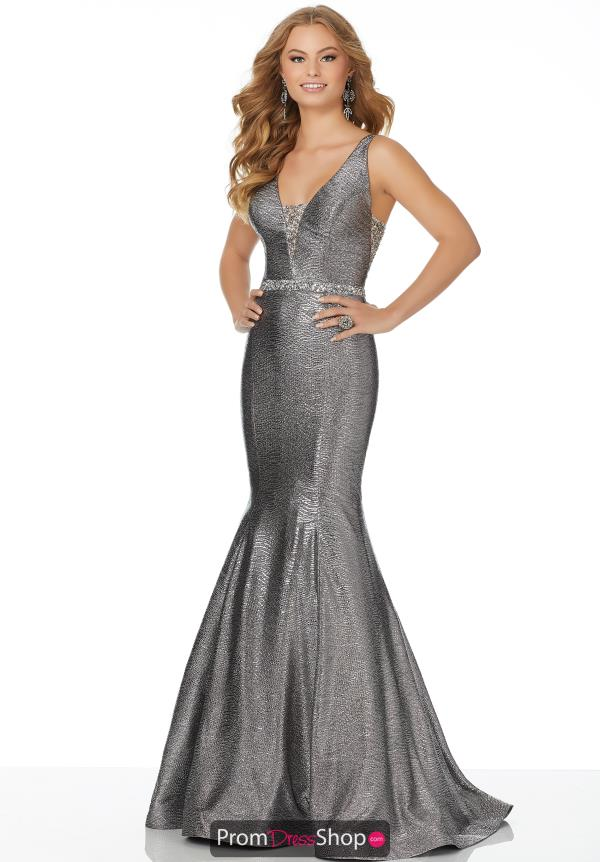 Mori Lee Beaded Long Dress 42062