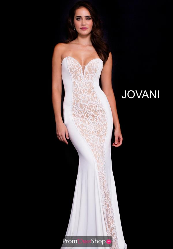 Jovani Jersey Fitted Dress 35182