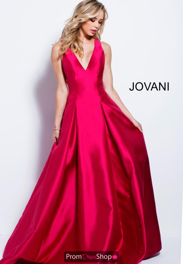 Jovani Long A-line Dress 47221