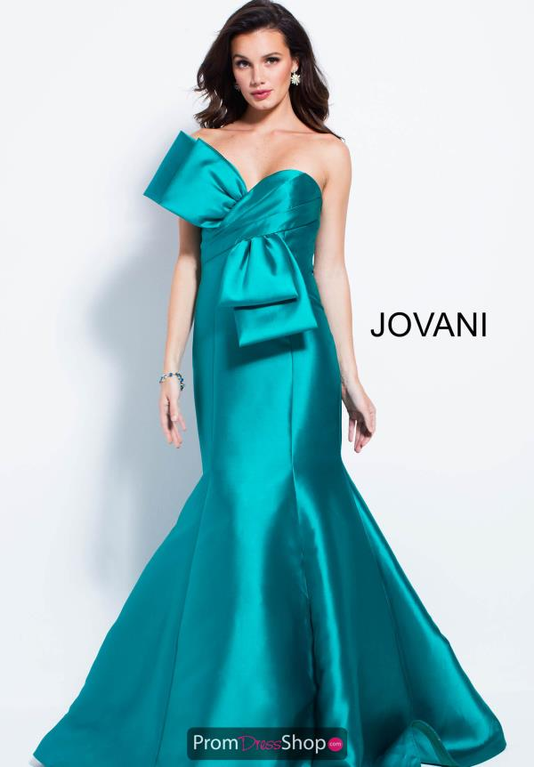 Jovani Taffeta Mermaid Dress 51662