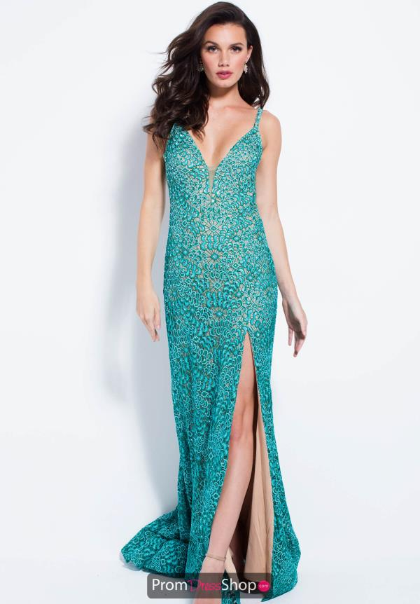 Jovani Beaded Dress 58433