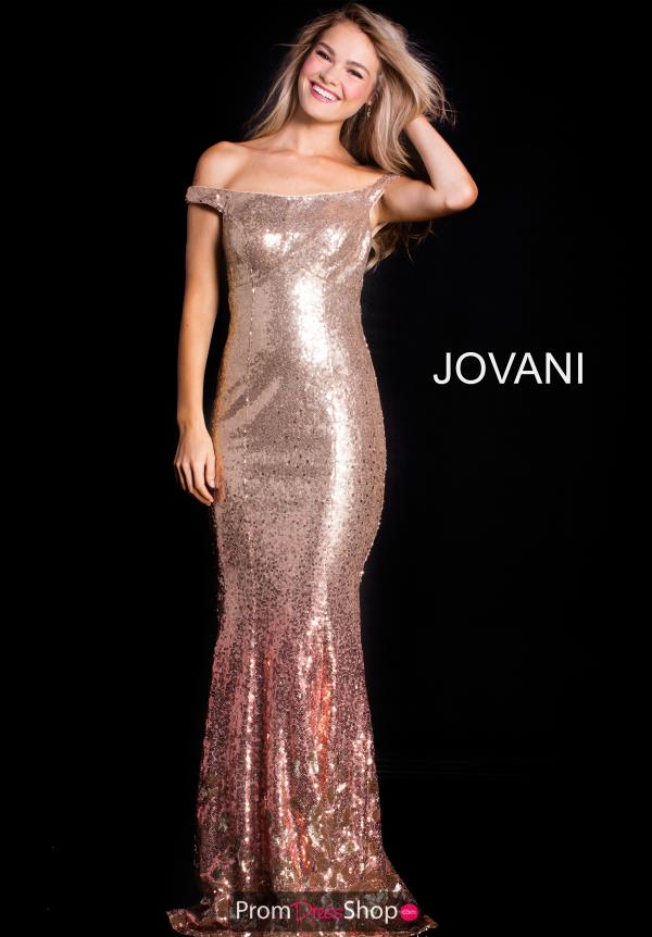 Jovani Sequins Dress 60503
